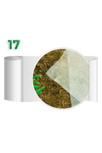 Агроволокно 17 белое (1,6x50м)