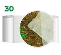 Агроволокно 30 Белое (1,6x100м)