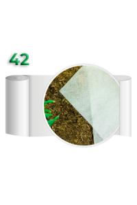 Агроволокно 42 Белое (1,6x50м)