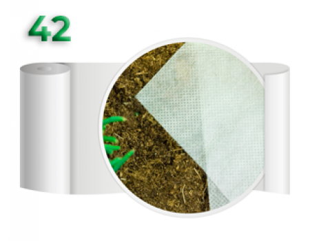 Агроволокно 42 Белое (3,2x50м)