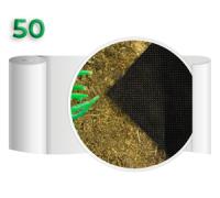 Агроволокно 50 Черное (3,2x100м)