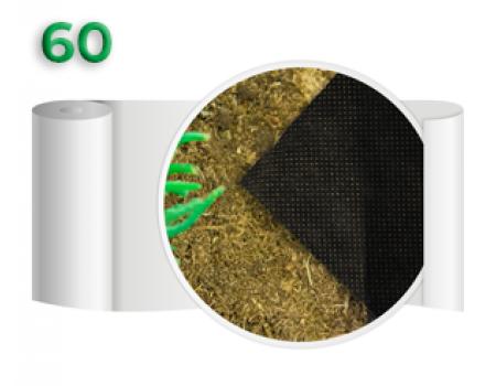 Агроволокно 60 Черное (1,6x100м)