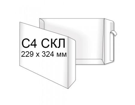 Конверт С4(229*324мм) СКЛ
