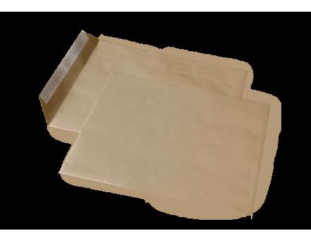 Конверт пакет С5 (0+0) крафт СКЛ (50 шт. в уп.)