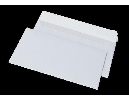 Почтовый конверт Е65 (0+0) МК 1000 шт. в уп.